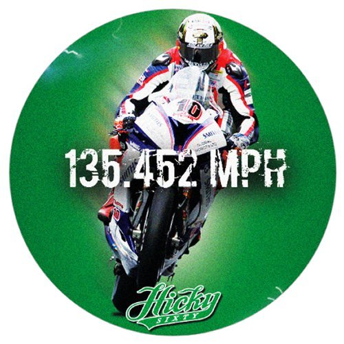 Peter Hickman 135.452mph Pop Socket