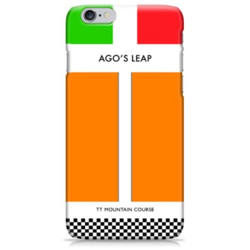 Isle of Man TT Agos Leap Phone Case