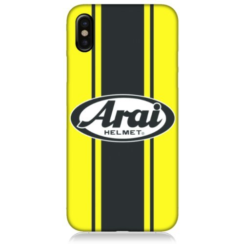 Isle of Man TT Joey Dunlop Arai Helmet Case