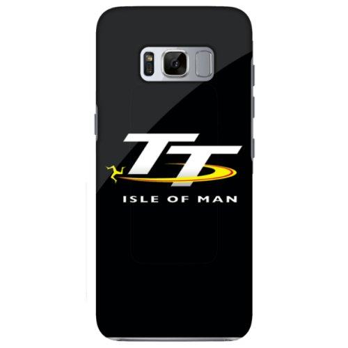 Isle of Man TT Logo Phone Case in Black