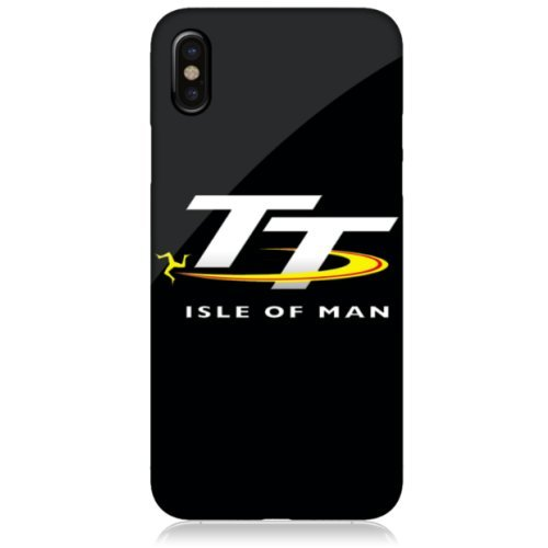 Isle of Man TT McGuinness Roadsign Phone Case