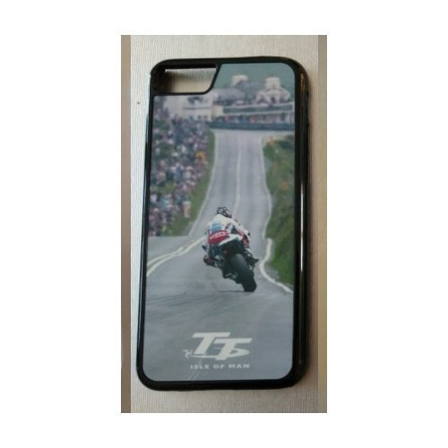 Isle of Man TT Bruce Anstey at the Creg Phone Case