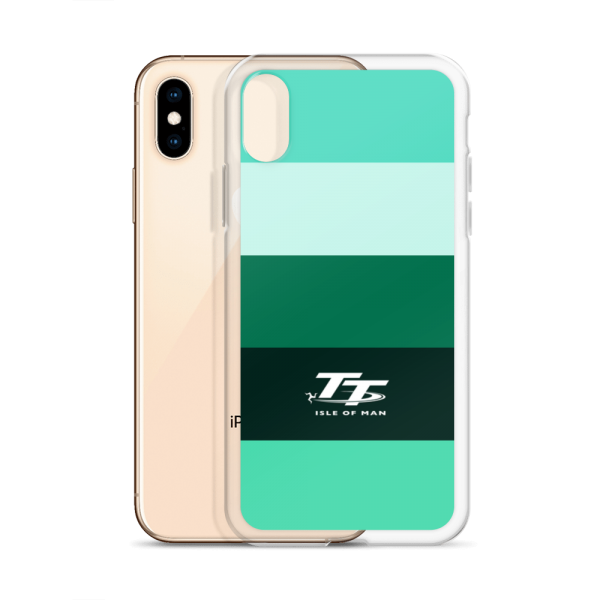 Aqua Phone Case - Official Isle of Man TT Phone Cases