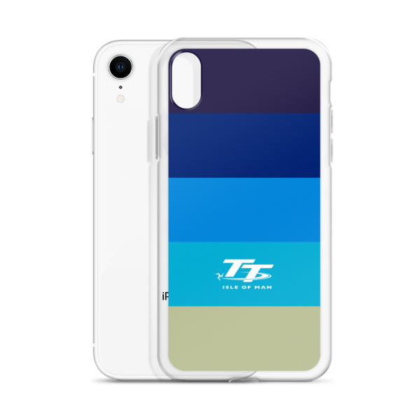 Retro Elegance Isle of Man TT Phone Case