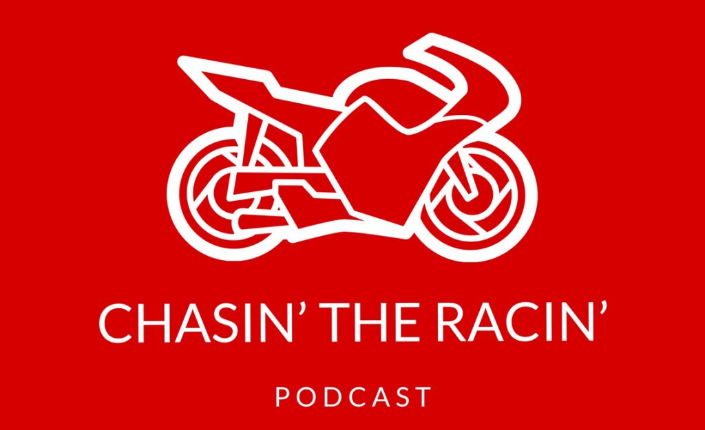 Chasin the Racin Blog and Podcast Image