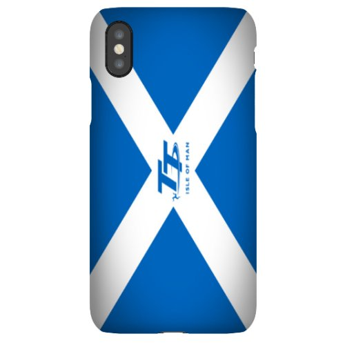 Flags of the TT - Scotland