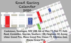 Road Racing Calendar 2020