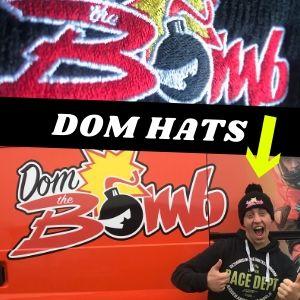 Dom Bobble Hats